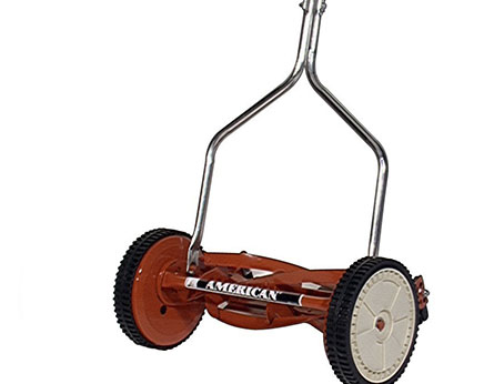 reel mowers american lawn mower