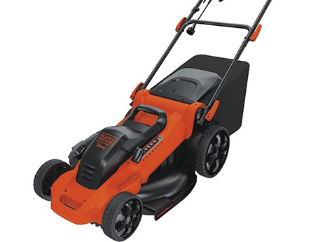 Black and Decker corded electric mower MM2000