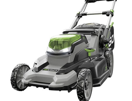 ego power 56v electric lawn mower