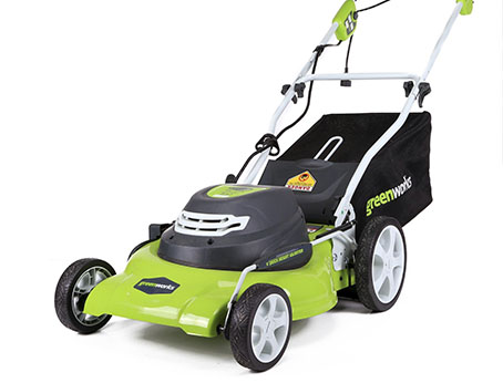 Greenworks 25022 corded electric