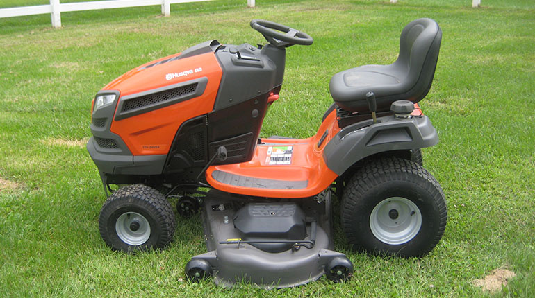 Husqvarna Yth24v54 54hp Yard Tractor Review