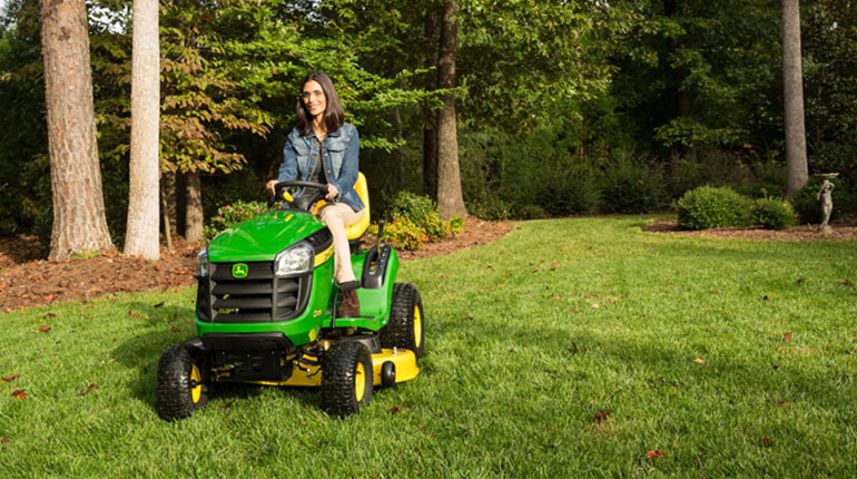 John Deere D125 20hp Lawn Tractor Review Blmr Team