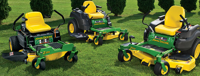 john deere zero turn mower reviews