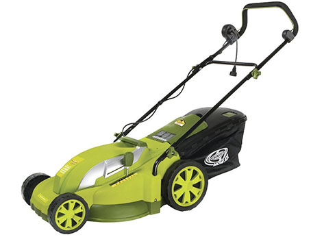 electric mower Sun Joe MJ403E