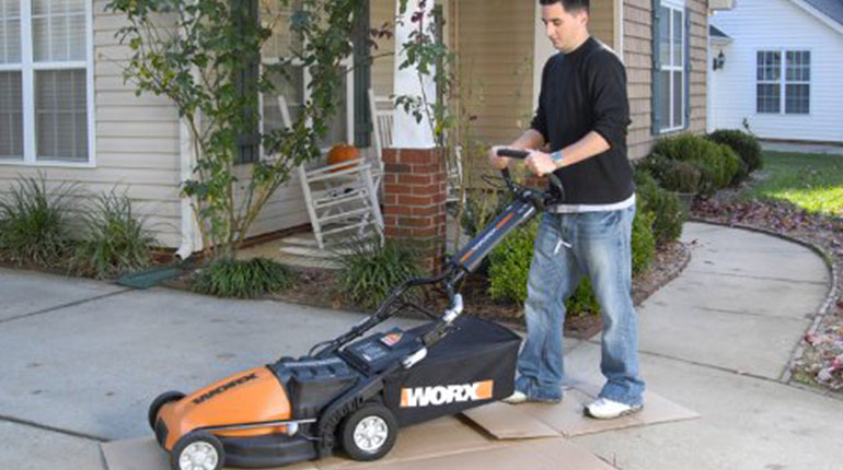 WORX WG788 Electric Lawn Mower Review (2016 edition)