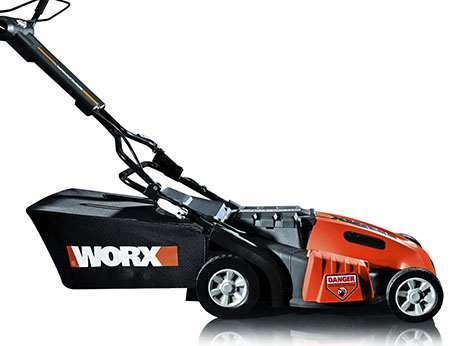 worx model wg788 mower
