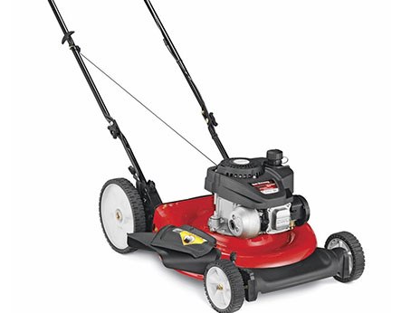 Yard machines lawn mower 140cc