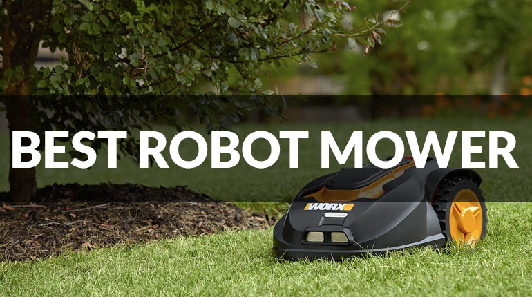 Best Robot Lawn Mower of 2017