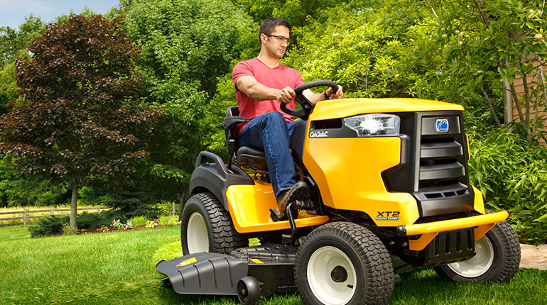 Cub Cadet Xt1 Enduro Series 18HP Tractor Review