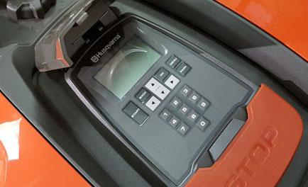 automow 315 phone app