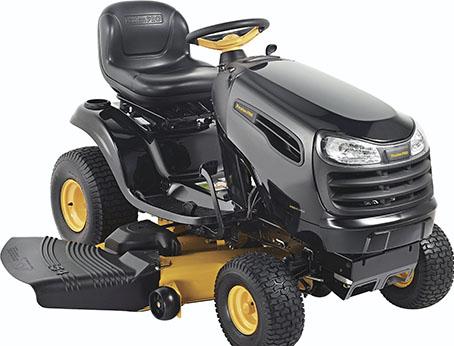 poulan pro pb24va54 garden tractor