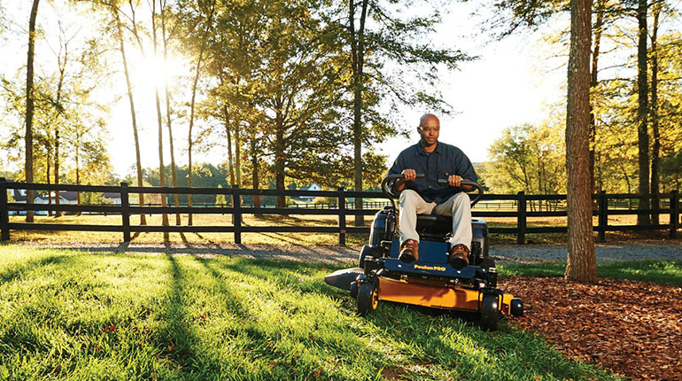 Poulan Pro P46ZX/P54X Zero Turn Mower Review