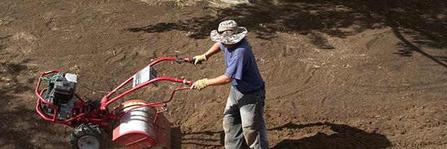 when should I sod soil