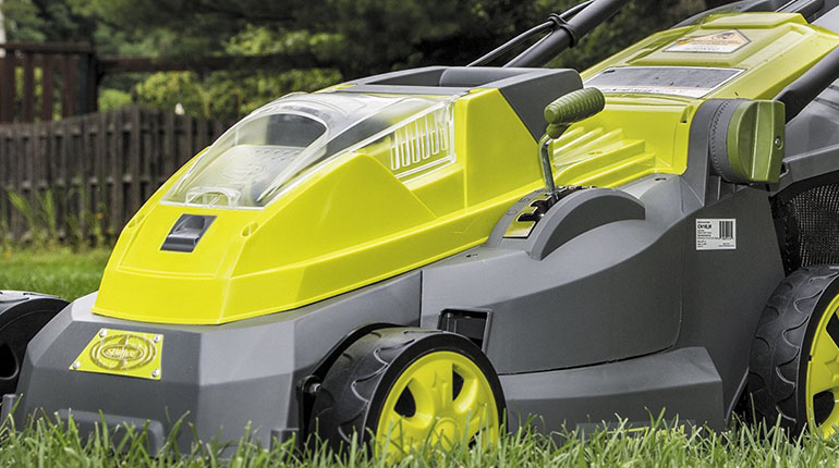 Sun Joe iON16LM Electric Mower Review