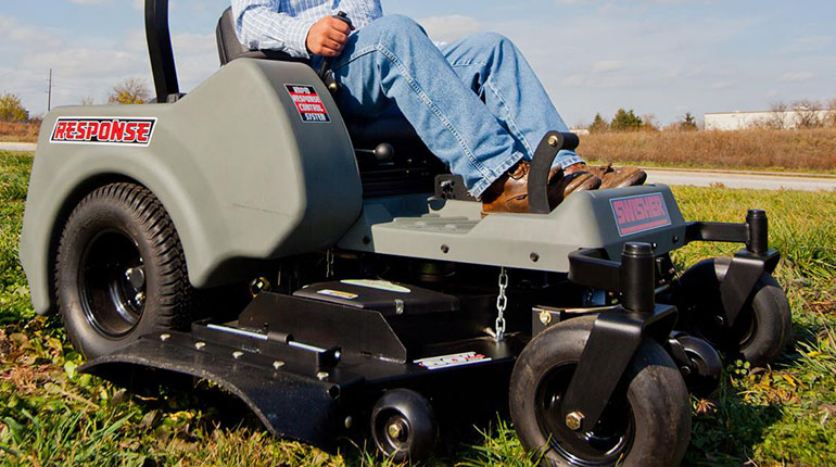 Swisher ZTR2760BS Response 27HP Mower Review