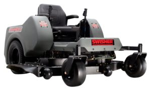 Ztr Swisher mower review