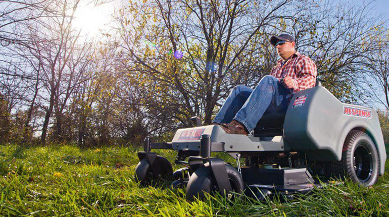 Swisher ZTR2454BS 24HP B&S Mower Review