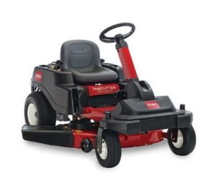 Troy bilt turn mower