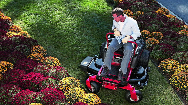 Troy-Bilt 17ADCACT066 Mustang Review