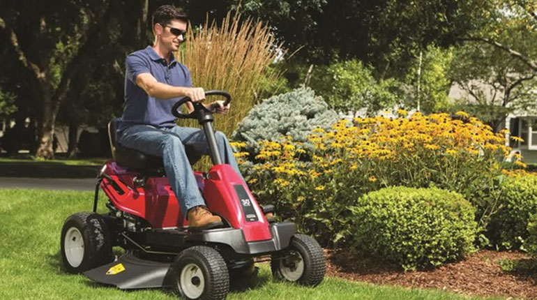 Yard Machines 13a326jc700 Riding Mower Review