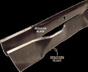 mulching blade