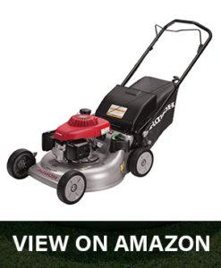 honda hrr216pka lawn mower