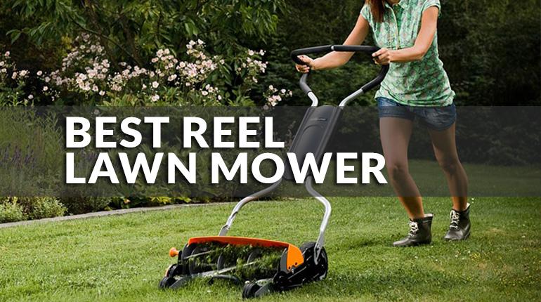 Best Reel Lawn Mower Reviews | 2021 NEW Guide