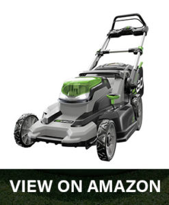 ego plus power lawn mower