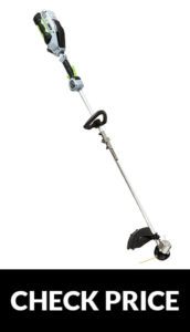 EGO Power+ 15-Inch 56-Volt Lithium-Ion Cordless Brushless String Trimmer