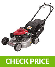 honda hrr mower review